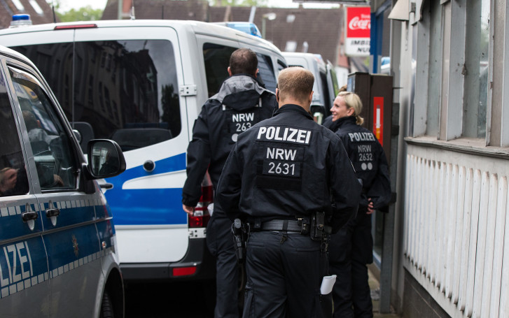 Germany arrests Syrian refugee suspected of planning attack
