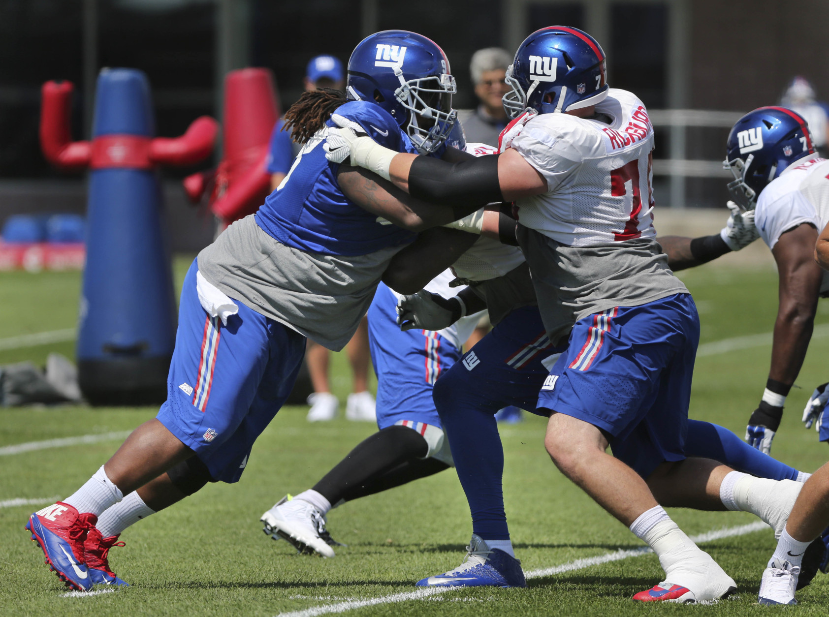 NFL Jerseys NFL - Giants defensive tackle Damon 'Snacks' Harrison off PUP list | WTOP