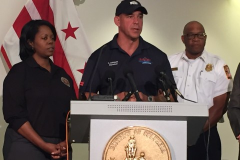 Power failure linked to DC 911 outage