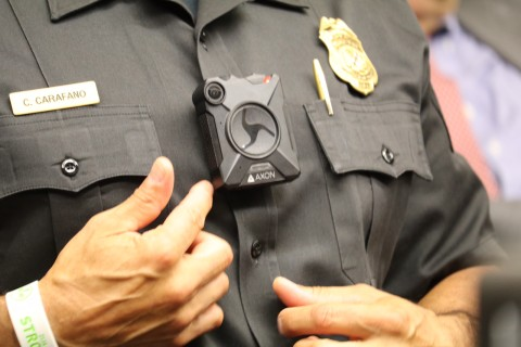 Body cams alter policing for Montgomery Co. officers