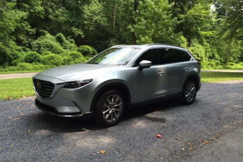 Redesigned Mazda CX-9 makes the 7-seat crossover look good