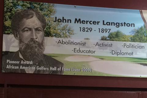 Playing Through: Langston Golf Course