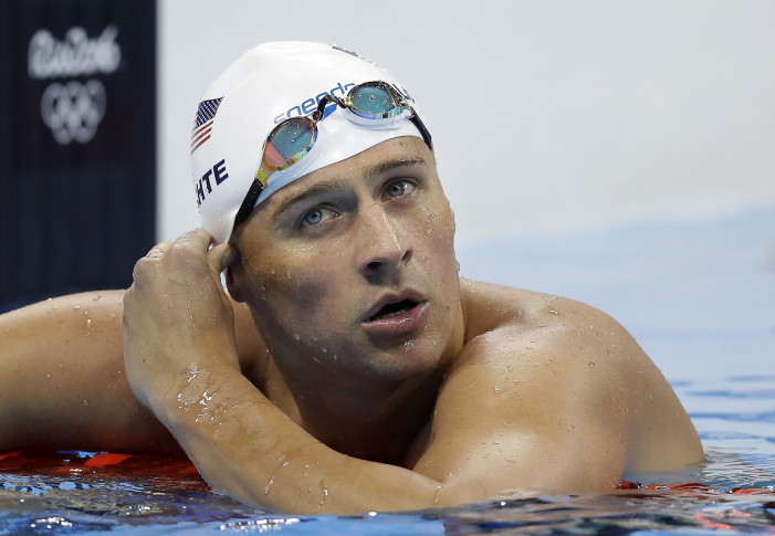 Ryan Lochte Joining 'DWTS,' Attempts To Scrub Bad Image
