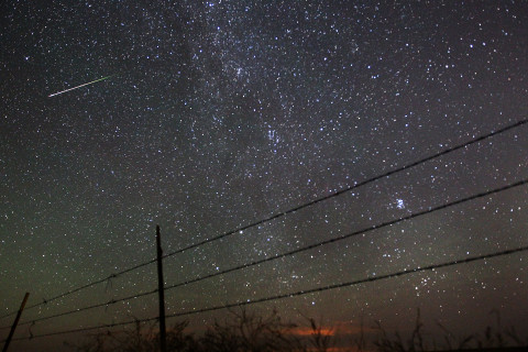 Before the eclipse, check out the Perseid meteor shower this weekend