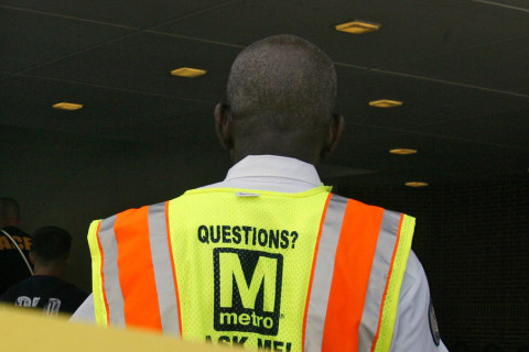 Metro's system for disciplining workers thrown out; agency sues to get it back