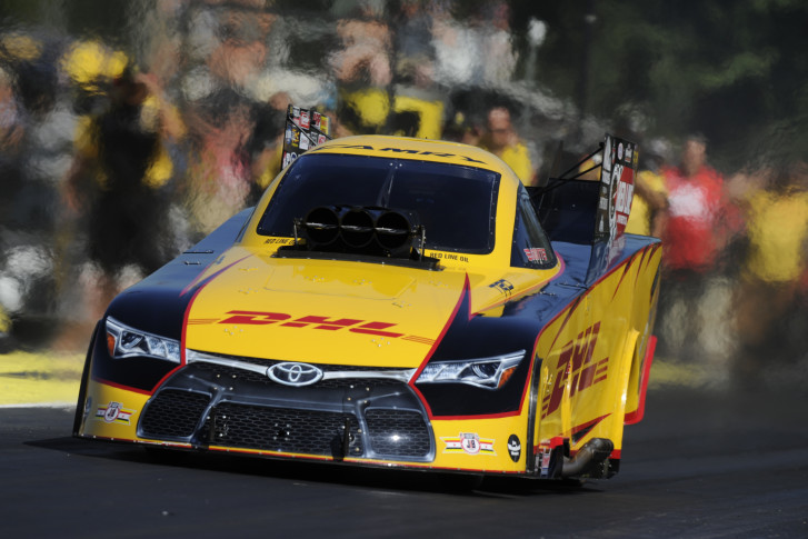 Rain washes out NHRA Northwest Nationals finals