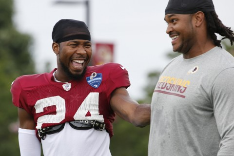 Redskins' CB Norman to join Fox's NFL pregame coverage