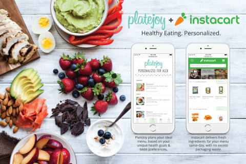 PlateJoy, DC's newest meal kit company, skips the kit