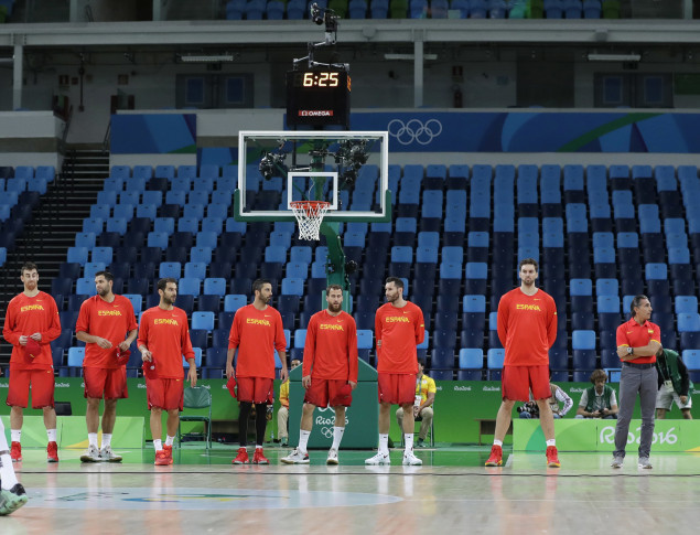 Olympics basketball: Argentina go 2-0, but Spain lose again