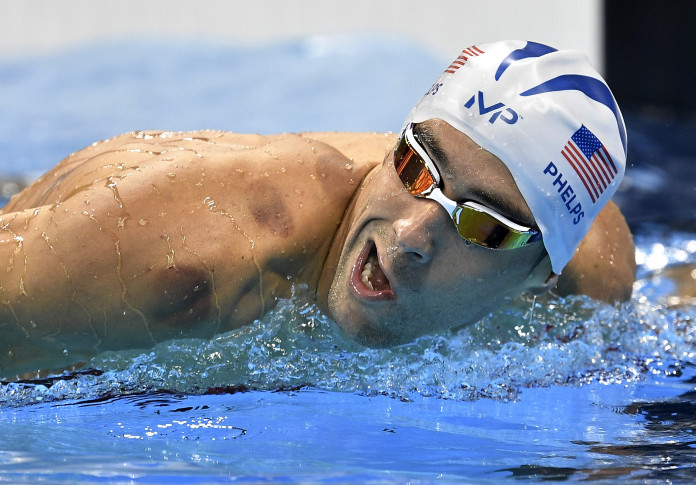 Michael Phelps says he won't compete in 2020 Olympics