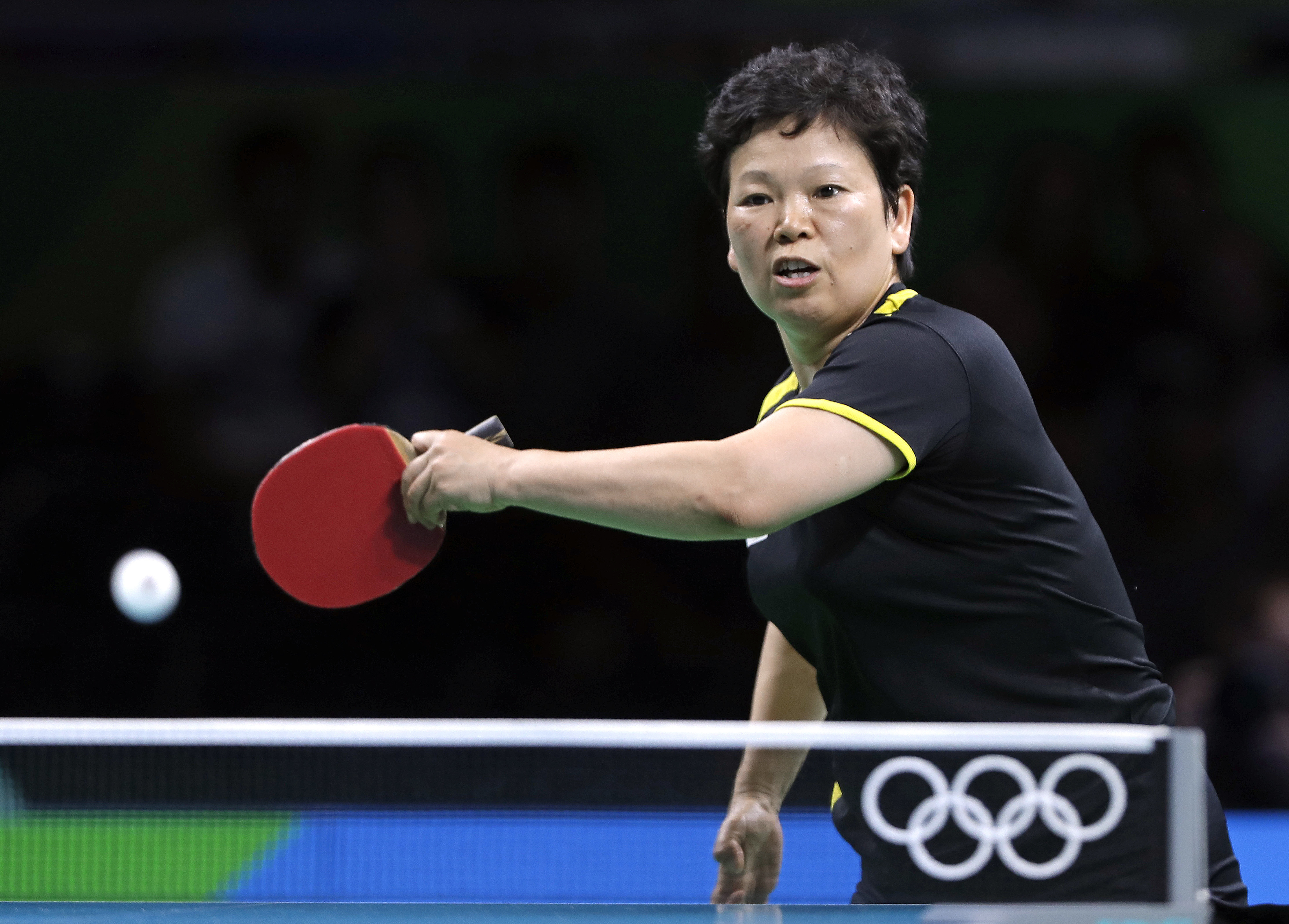 Extreme Ping Pong At The Olympics Table Tennis May Be The Fountain Of Youth Wtop