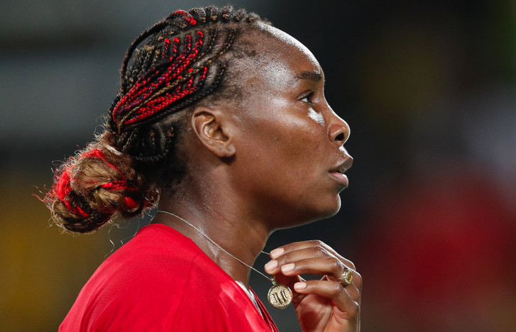 Rio Olympics: Williams sisters out in the first round of doubles