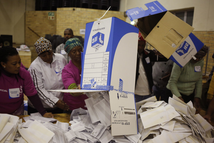 South Africa: Opposition Democratic Alliance beats ANC in key municipality