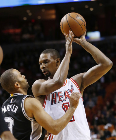'I'm a hooper:' Bosh releases video of an on-court workout