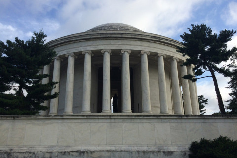 National Park Service battles with microbial growth on Jefferson Memorial