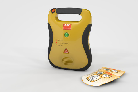 Emergency law mandates defibrillators, CPR training