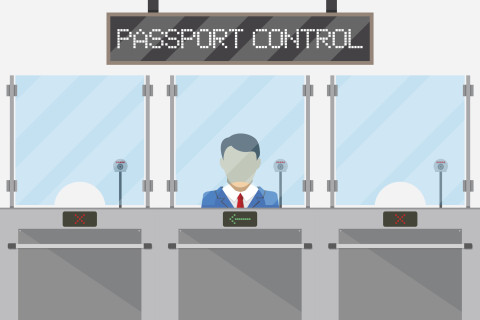 Baltimore Airport to speed up customs via mobile app