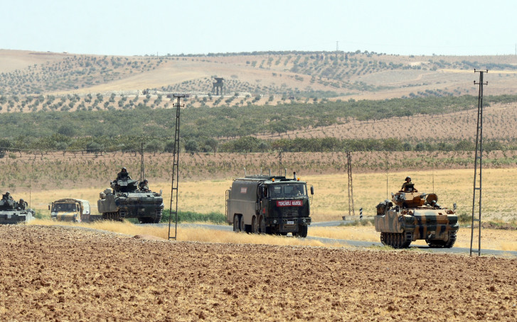 Turkey and Syrian Kurdish forces 'should stop fighting'