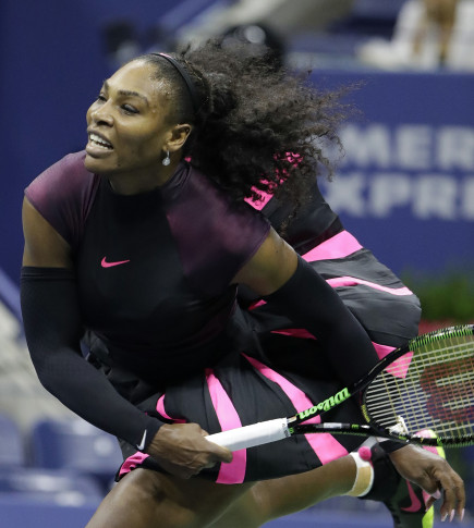 Serena's US Open begins with tough matchup vs Makarova