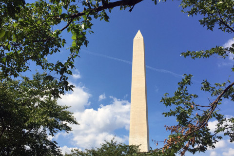 Washington Monument to be closed until September