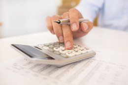 Know your finances. (Thinkstock)
