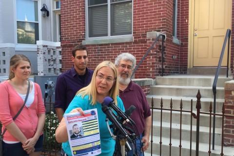 Family of slain DNC staffer pleads for neighbors' help