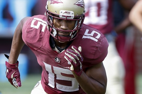 FSU football player joins boy with autism eating lunch alone