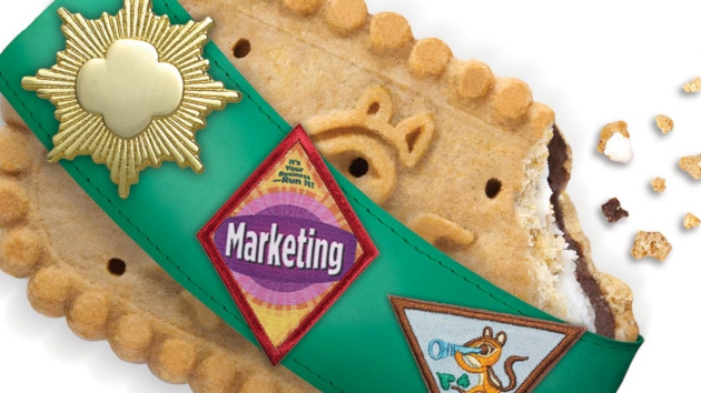 girl scouts unveil two new s mores inspired cookies wtop