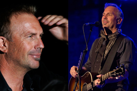 If you dream it: Kevin Costner's new frontier comes to Birchmere
