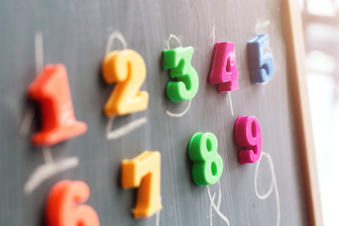 Math skills in preschool help kids succeed later on
