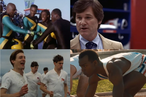 20 movies to put you in the Olympic spirit