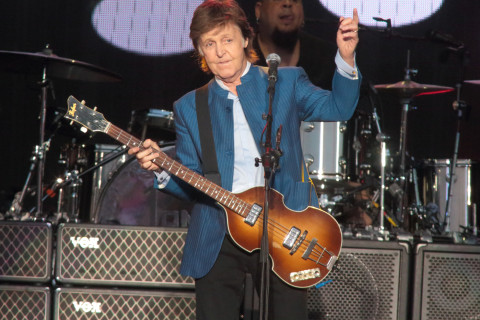 Paul McCartney at Verizon Center: Video highlights