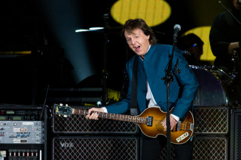 From Beatles to Wings: Paul McCartney's biggest hits