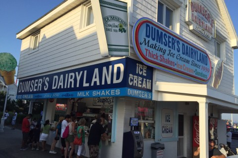 Beyond the Bay: Dumser's Dairyland is cool blast from past