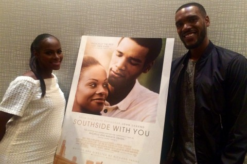 When Barack Met Michelle: 'Southside' cast explores First Family's historic first date