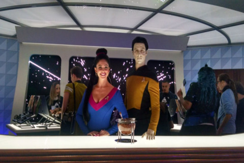 Daily 'Trekkie' updates from the Star Trek 50 convention
