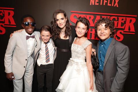 Netflix releases teaser for Season 2 of sci-fi hit 'Stranger Things'