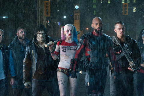 Review: Harley Quinn's star is born amid sloppy 'Suicide Squad'