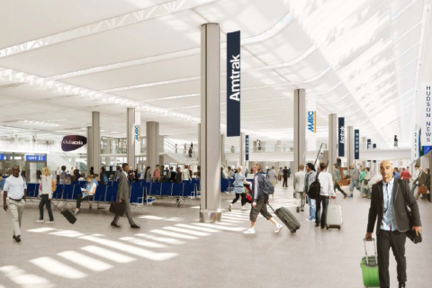Amtrak's $2.4B Acela investment includes Union Station upgrades