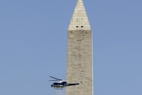Earthquake damage likely cause of Washington Monument elevator breakdowns