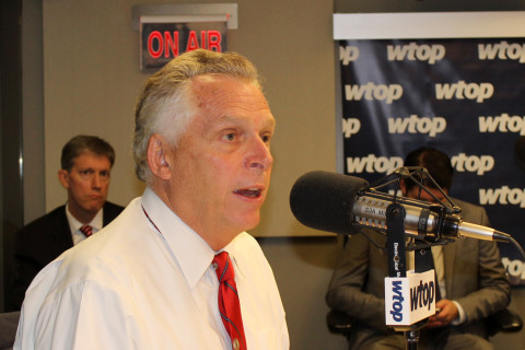 Va. Gov. McAuliffe to announce actions on budget shortfall