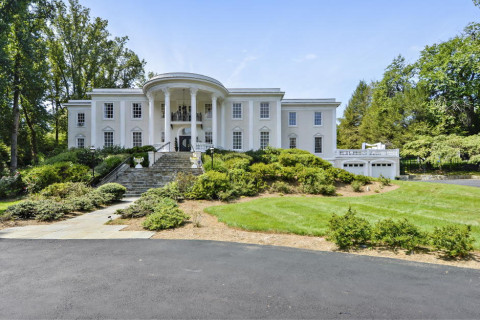 White House-inspired McLean mansion going up for auction (Photos)