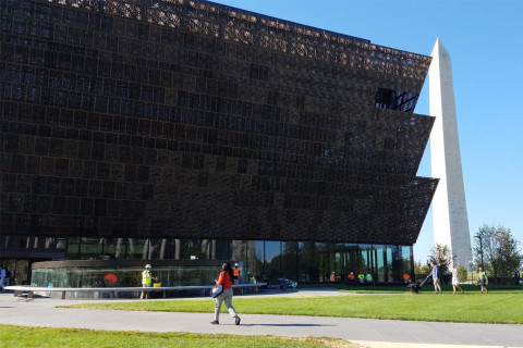Smithsonian's new museum captures sweep of the African-American experience