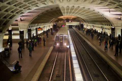 Metro reviewing radio records after 2 riders make a run for it