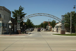 The Historic Valley Junction in downtown West Des Moines, Iowa. The community ranked No. 4 on Money magazine's best places to live in the U.S. (Iowahwyman/Wikimedia Commons)