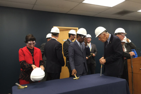 Work begins on Montgomery Co.'s first VA health clinic