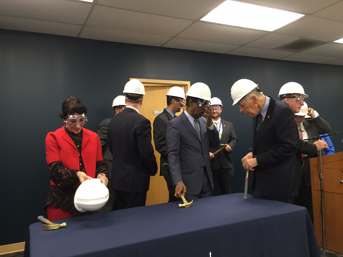 Work begins on Montgomery Co.'s first VA health clinic | WTOP