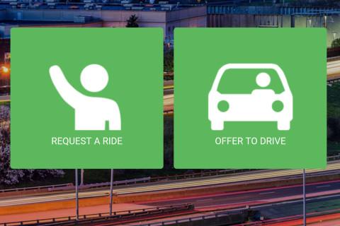 New carpooling app aims to streamline the slug line