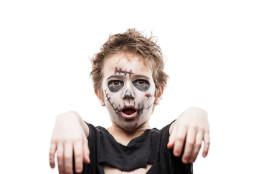 9. Zombie costume (Thinkstock)