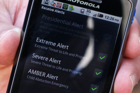 Emergency Alert System to be tested in DC area on April 5